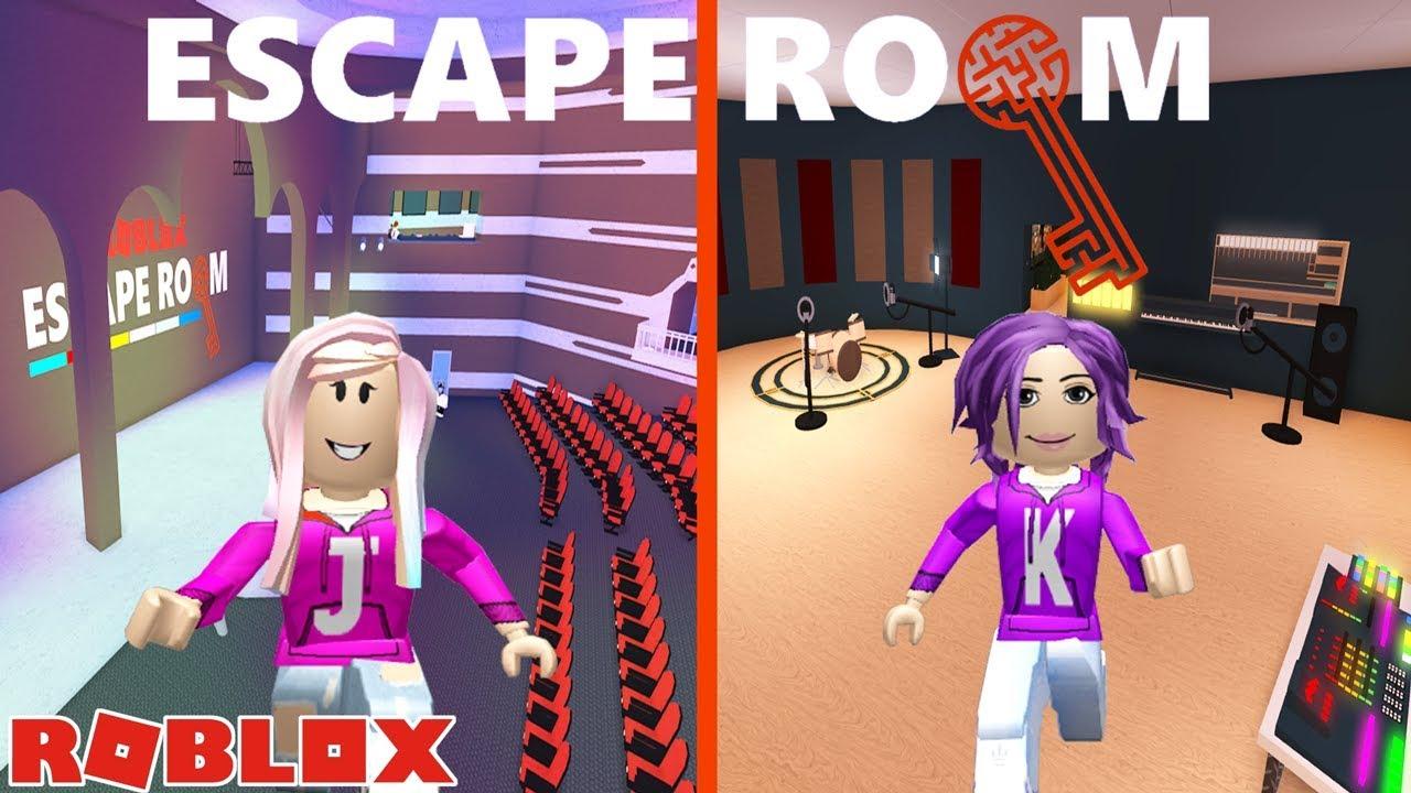 Roblox Room: Roblox: Escape Room 🗝 / COMPLETE ESCAPE OF THE THEATER AND