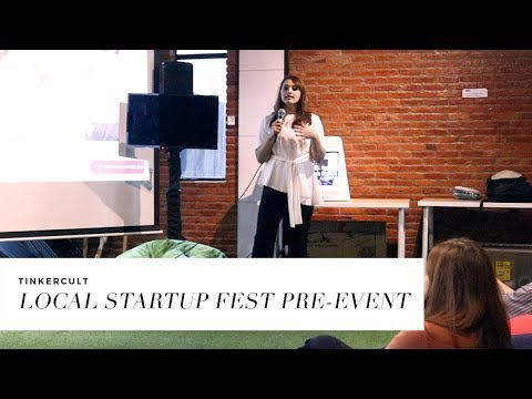 Tinkerlust at Local StartUp Fest Pre-Event 2017 | Jakarta - Indonesia