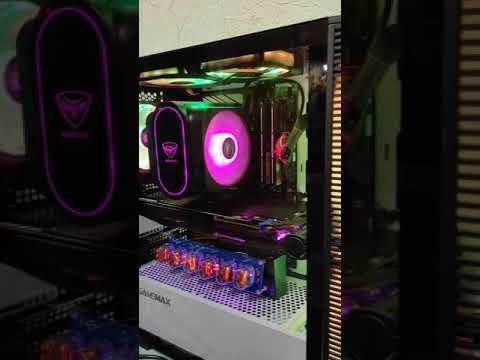 Корпус GameMax Aero Black