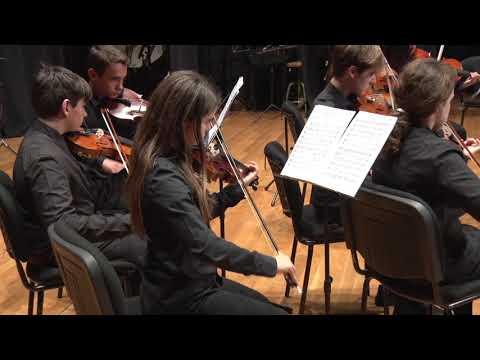 Concert de Nadal 2017 de la Orquestra del Conservatori Professional de Música Joaquín Rodrigo