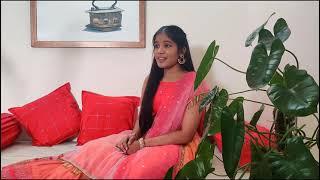 ||Happy Sri Rama Navami || Devotional song Sri Rama lera O Rama || Saregamapa Yuti Harshavardhana||