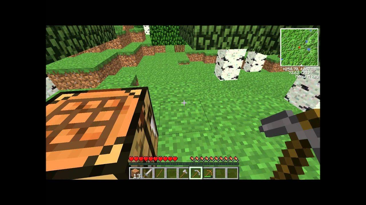 Minecraft Survival S1 Ep.1 Pet Turtle