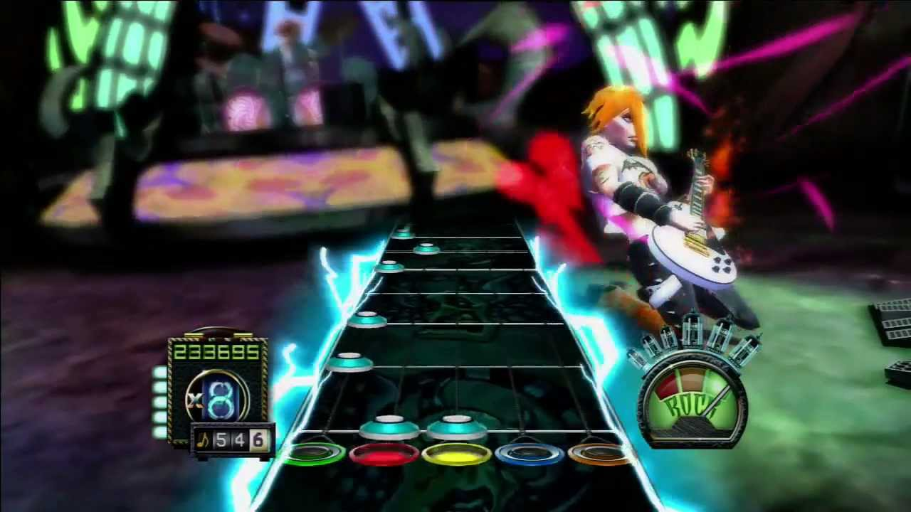 Guitar hero 3 lor poison talk dirty to me 100 expert guitar hd youtube - Guitar hero 3 hd ...
