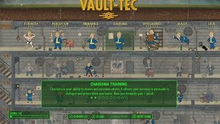 FALLOUT 4 Character Leveling System - IN-DEPTH BREAKDOWN!