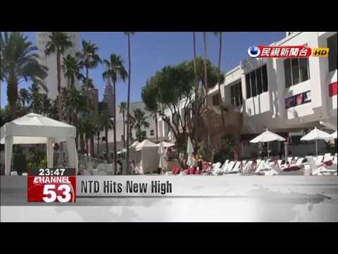 NTD Hits New High