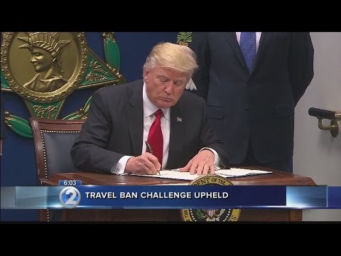 Hawaii's attorney general ready for potential Supreme Court battle over Trump's travel ban