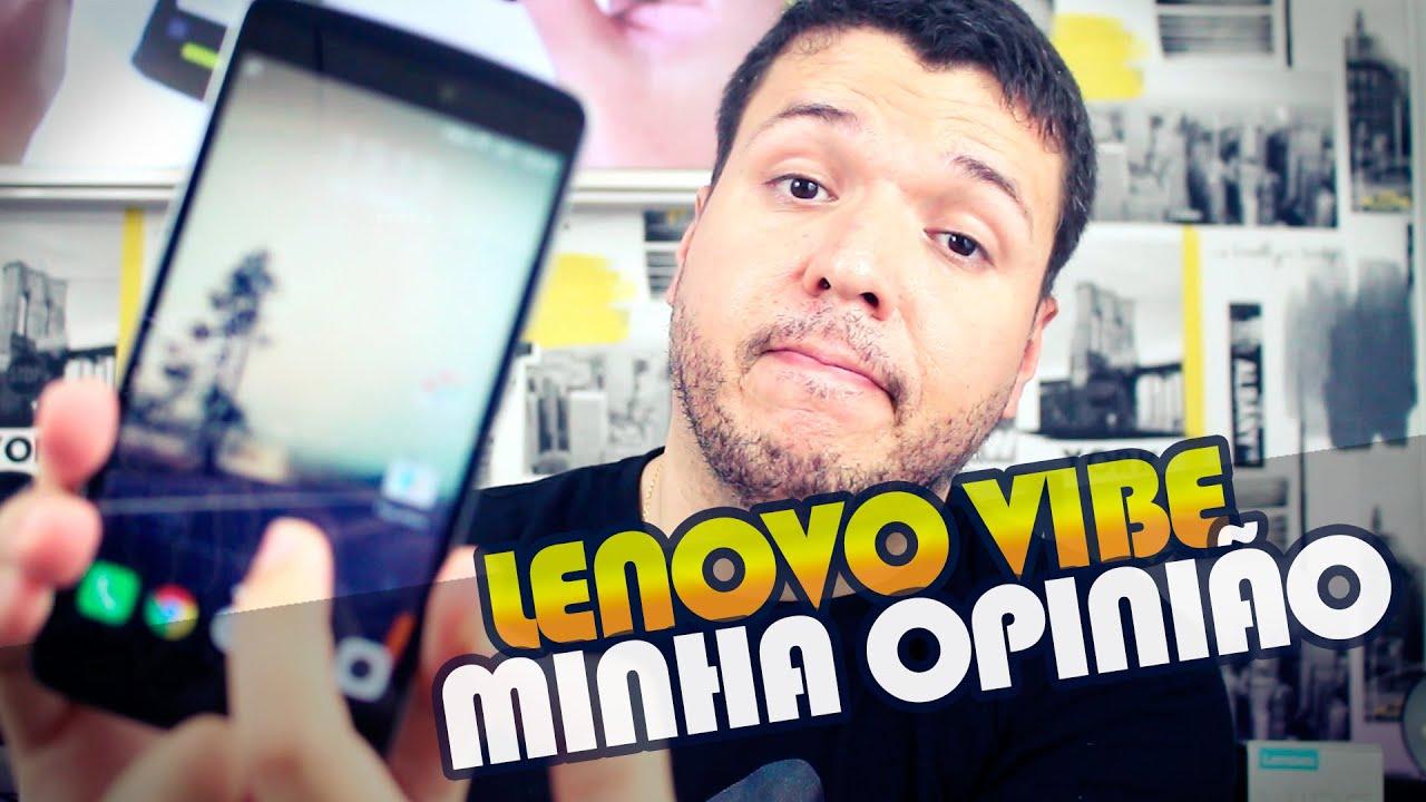 Review Lenovo Vibe A7010 – MINHA OPINIÃO !!!