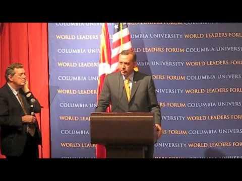 Erdoğan'dan Ermenilere bir hodri meydan daha! Columbia Ü 4