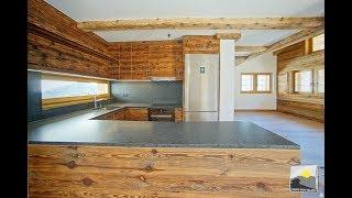 Swiss Sun Valais Production présente A VENDRE à GRIMENTZ Chalet DE PRESTIGE NEUF 5.5 pces de 243 m²