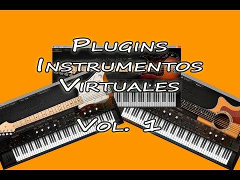 Plugins de Instrumentos Virtuales
