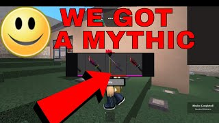 I GOT AN MYTHIC KNIFE FROM A ELITE CASE (ROBLOX ASSASSINS CASE OPENING)