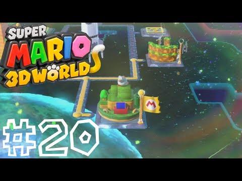 Super Mario 3D World -- Part 20: Mushroom Mania