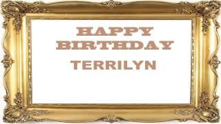 Terrilyn   Birthday Postcards & Postales - Happy Birthday