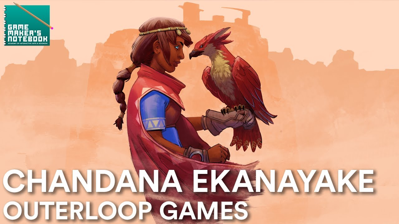 Download Chandana Ekanayake of Falcon Age | The AIAS Game Maker's Notebook