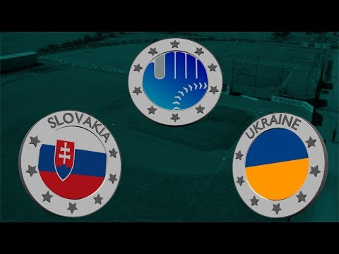 2017 Qualifier European Championship B-Pool UKRAINE Vs. SLOVAKIA