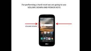 Скачать LG K3 Hard Reset