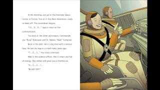 JOURNEY TO MARS by Paul Raine