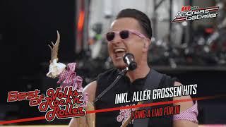 Andreas Gabalier Best of Volks Rock'n'Roller LIVE aus dem Olympiastadion in München