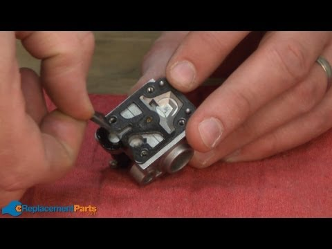 How to Fix a 2-Cycle Engine Carburetor
