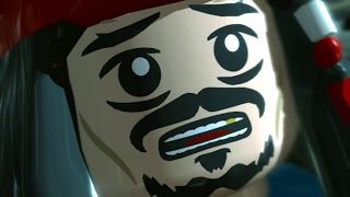 LEGO Pirates of the Caribbean - 100% Guide #17 - Queen Anne