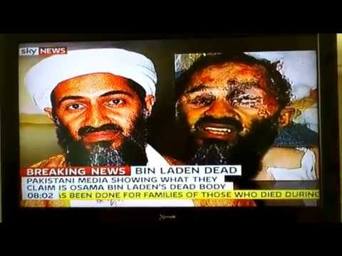 Bin Laden Death Photos Osama Bin Laden Dead P...