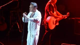 Morrissey -  The Bullfighter Dies - London O2 Arena - 29th November 2014