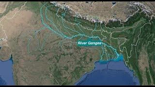 Ganga River, Describe of Ganga river, origin of Ganga river, Length of Ganga River, Ganga Nadi,BH.