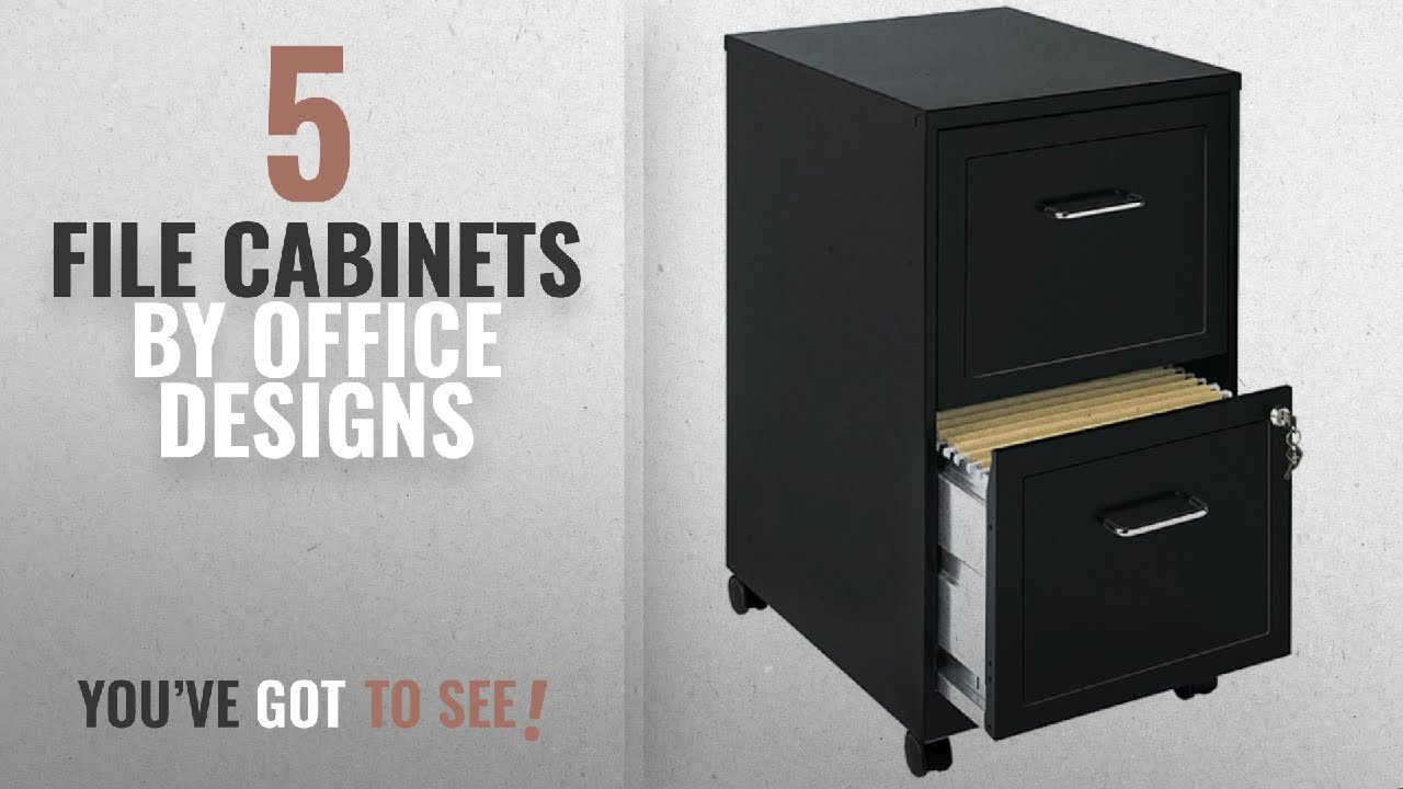 office designs file cabinet. Top 10 Office Designs File Cabinets [2018]: Cabinet 2 Drawer Wheels Rolling Storage Home