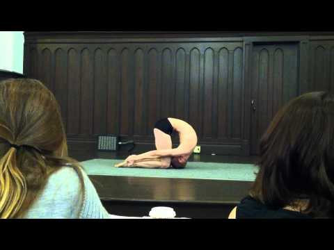 Bikram Yoga Pennsylvania Champion, Zeb Homison