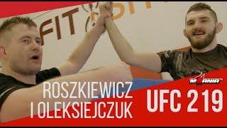 Oto dlaczego Michał Oleksiejczuk nie mógł przegrać na UFC 219!