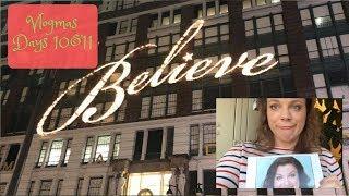 Holiday Season in NYC // #Vlogmas Days 10 & 11