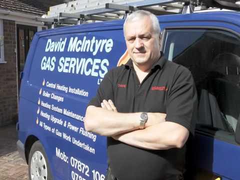 Plumbers Oxford - David McIntyre Plumbing