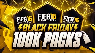 MY BLACK FRIDAY 100K LIGHTNING ROUND PACKS!