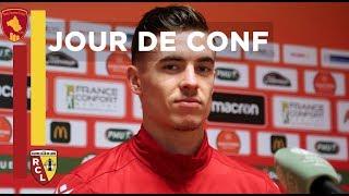 VIDEO: Jour de conf avant Rodez - Lens
