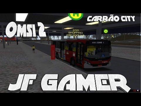 Omsi 2 Mapa Carrão City São Paulo Metro Itaquera a shopping Aricanduva