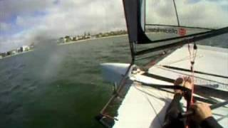 moth sailing mission bay