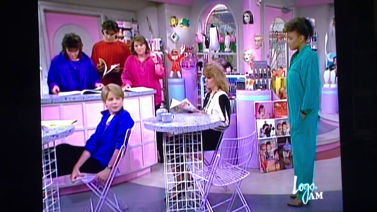 The Facts of Life - Blair singing