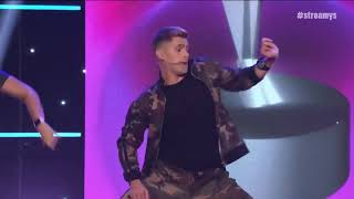 The Fitness Marshall Gets The Streamy Awards' Audience into Shape | Streamy Awards 2019