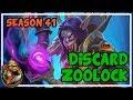 Hearthstone - Discard Zoolock (Season 41)