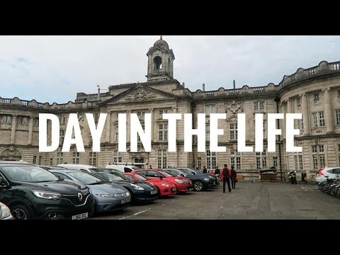 Day In The Life - Cardiff University