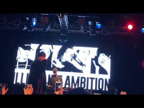 Illionaire And Ambition Concert!