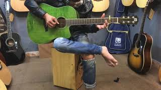 Lạc nhau có phải muôn đời - Guitar cover (Test acoustic MXL-250c)