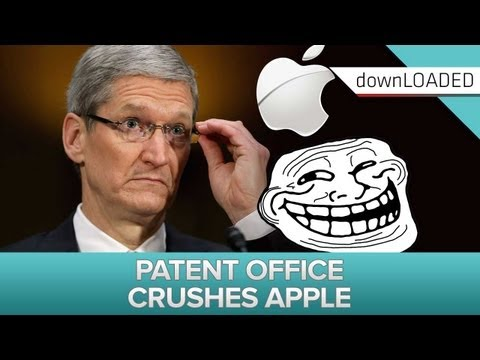 Patent Office Crushes Apple. 3D Printing At UPS Stores. Firs
