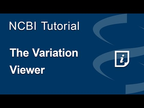 The Variation Viewer