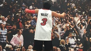 My Tribute To Dwyane Wade (Emotional)