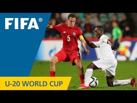 Panama v. Ghana - Match Highlights FIFA U-20 World Cup New Zealand 2015