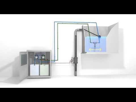 Alpha Chlorine Dioxide Dosing System