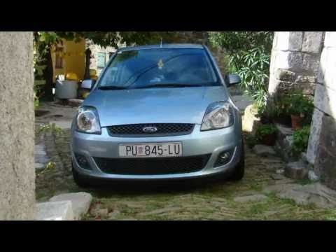 ford fiesta mk6 5 detango youtube. Black Bedroom Furniture Sets. Home Design Ideas