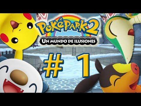 PokéPark 2 : Un Mundo de Ilusiones ( Parte 1 - Zona ...