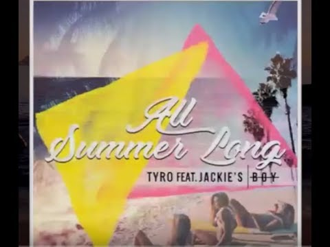 All Summer Long (feat. Jackie's Boy) (Official Lyric Video)By N I C C project